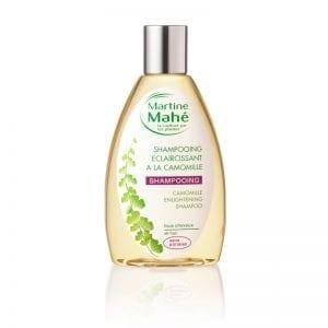 Shampooing éclaircissant aux plantes Martine Mahé