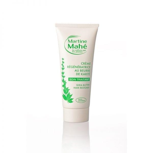 Crème au beurre de karité soin nourrissant profond pour les cheveux Martine Mahé