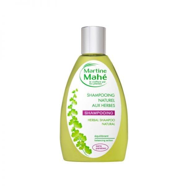 Shampoing aux herbes indispensable à la teinture aux plantes de Martine Mahé